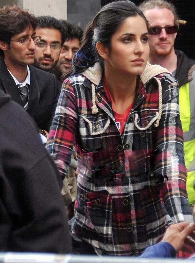 Katrina Kaif Ek Tha Tiger Movie Photo #EkThaTiger