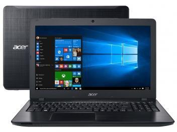 """Notebook Acer Aspire F15 Intel Core i5 6ª Geração - 8GB 1TB LED 15,6"""" Windows 10 com as melhores condições você encontra no Magazine Gileo. Confira!"""