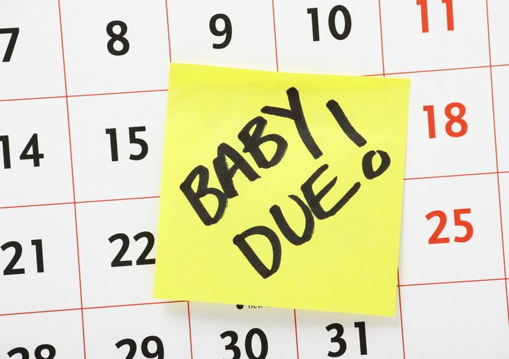 When is my due date