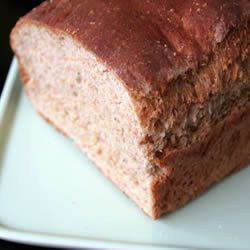 """Seven Grain Bread 
