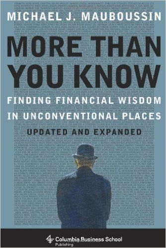 49 best my investing books images on pinterest book lists more more than you know finding financial wisdom in unconventional places updated and expanded fandeluxe Choice Image