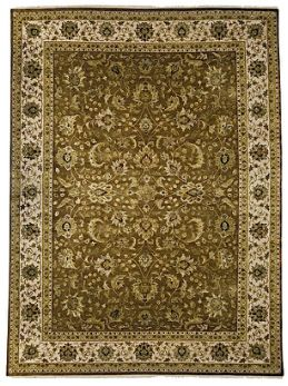 Beautiful #indiantradion #rug in Melbourne  Traditional Persian Tabriz motif, extremely intricate weave woven with select New Zealand wool the floral motifs woven with finest silk fibers.