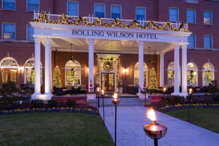 2. The Bolling Wilson Hotel, Wytheville - 10 other unique hotels in Virginia to stay at.