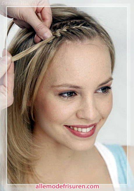 cool Geflochtene Frisuren für Mittellanges Haar  #GeflechtkinnlangenBob #Gefloc…