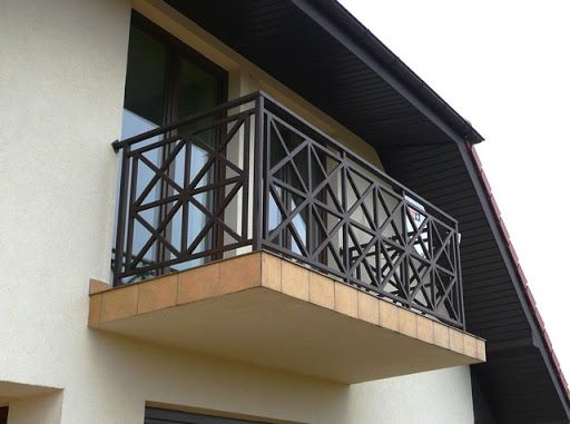 Balustrady balkonowe - pochwalcie się... - Wnętrza - forum.muratordom.pl