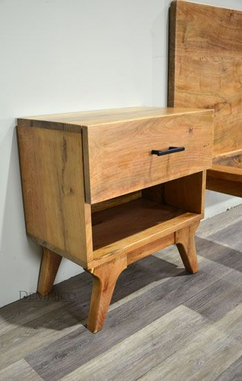 Matching Mid Century Modern Nightstands To Go With Our New Bed? Yes, Please!