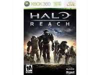 Halo: Reach (Microsoft Xbox 360, 2010) *COMPLETE*
