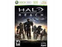 Halo Reach (Microsoft Xbox 360, 2010) Brand new sealed!
