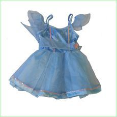 Blue Fairy Costume - Kids Costumes - Green Ant Toys Online Toy Shop www.greenanttoys.com.au #costumes #kidscostumes