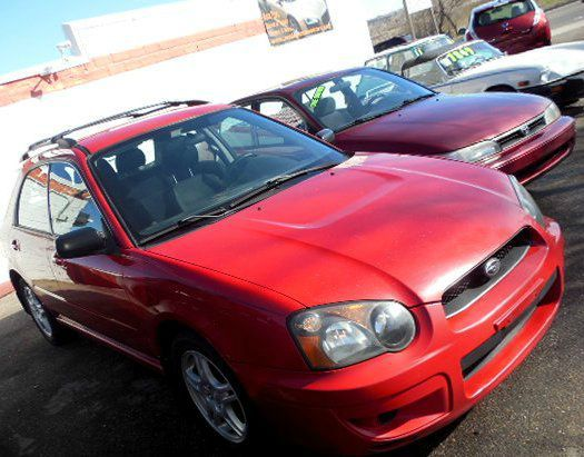 2005 Subaru Impreza 2.5 RS. Best in Pre-Checked, Pre-owned, Foreign & Domestic Cars, SUVs &Trucks in the Rocky Mountain West. 3Mo./3K Mi. Warranty Included at List Price on most Vehicles.  Remington West Carz Boulder CO 80303 303-807-4101 www.remingtonwestcarz.com #usedcars #preownedcars #auto #used #dealership #remingtonwestcarz #boulder #colorado #preowneddealership #car #truck #suv #crossover #pickup #minivan #subaru #impreza #race #fast