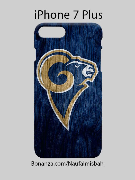 St. Louis Rams Custom iPhone 7 PLUS Case Cover