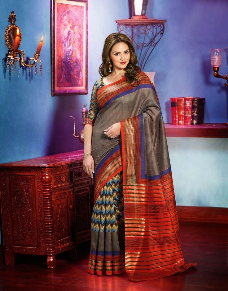 #saree #printedsaree #indainsaree #casualsaree #partywearsaree #ethnicwear #womenfashion #ladies #onlinshopping to book it online please visit http://bit.ly/1CgGTEh