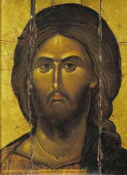 VATOPEDI MONASTERY, CHRIST PANTOCRATOR, 13-14C