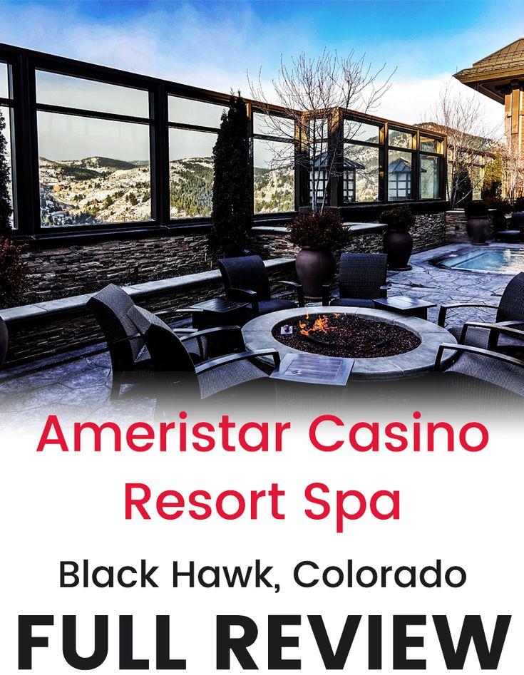 Ameristar Casino Resort & Spa, Black Hawk, Colorado - Full Review - Athletes Insight