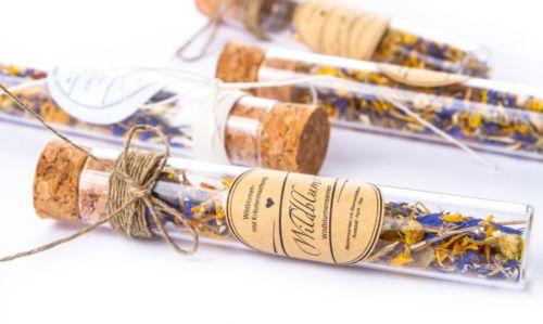 Glasroehrchen-Gastgeschenke-Hochzeit-Taufe-Geburtstag-BLUMENSAMEN-Reagenzglas