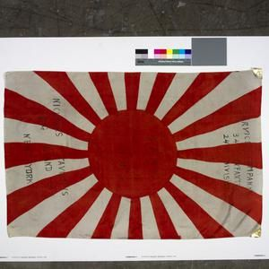 Flag, Ensign: Imperial Japanese Navy (Cape Gloucester)