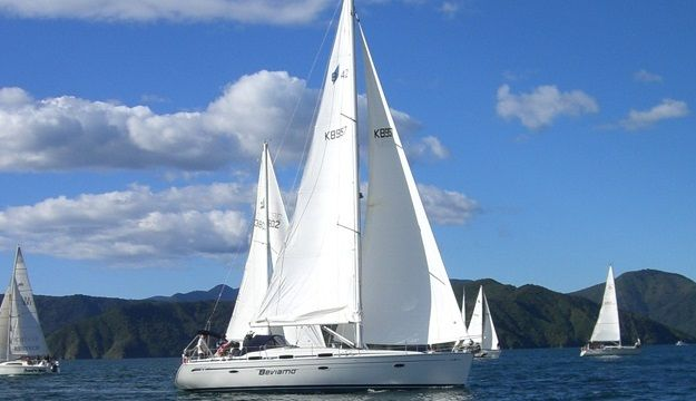sail the sounds - charter a yacht and take to the helm, let your hair down in the wind, a boating paradise