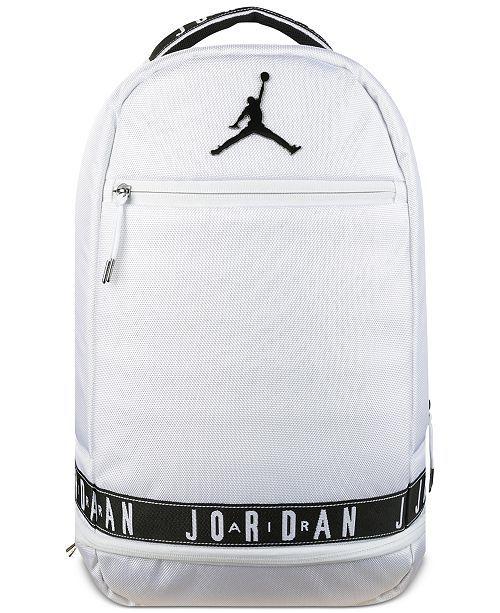 Big Boys Skyline Air Jordan Backpack  2b0a39992aa19