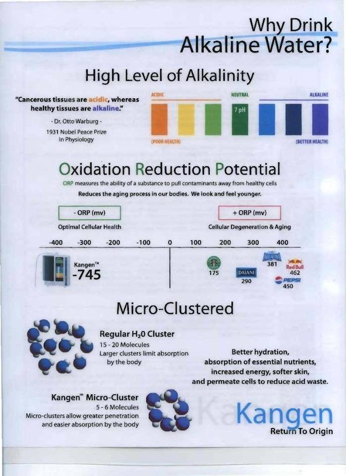 Why Drink Alkaline Water Alkaline Water Drinking Alkaline Water Kangen Water