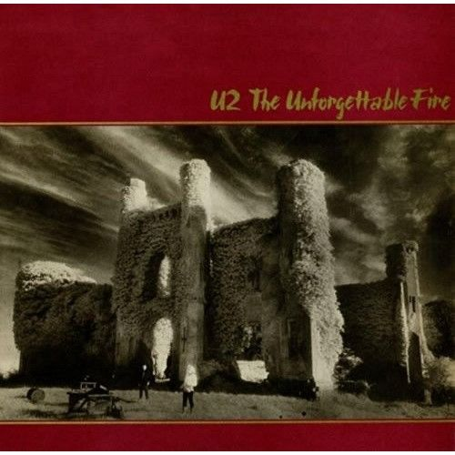 U2--The Unforgettable Fire