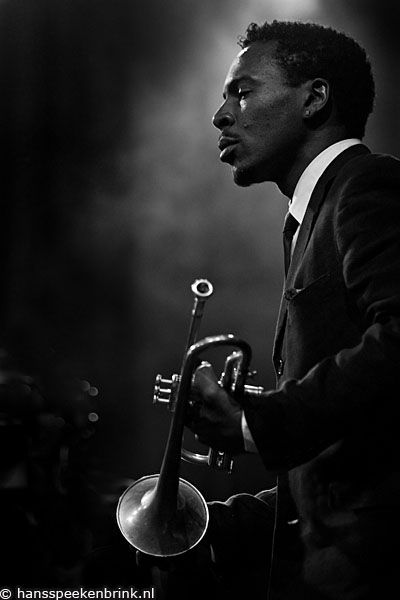 Roy Hargrove @ North Sea Jazz - © 2010 Hans Speekenbrink
