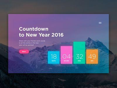 #20 Countdown timer
