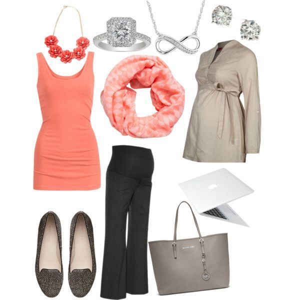 Maternity - Work Clothes
