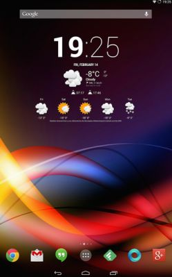 The Best Android Widgets - iPhone Vs Galaxy