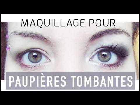 Miss Vay | Blog beauté québécois par Véronique Allard: Maquillage pour corriger les paupières tombantes