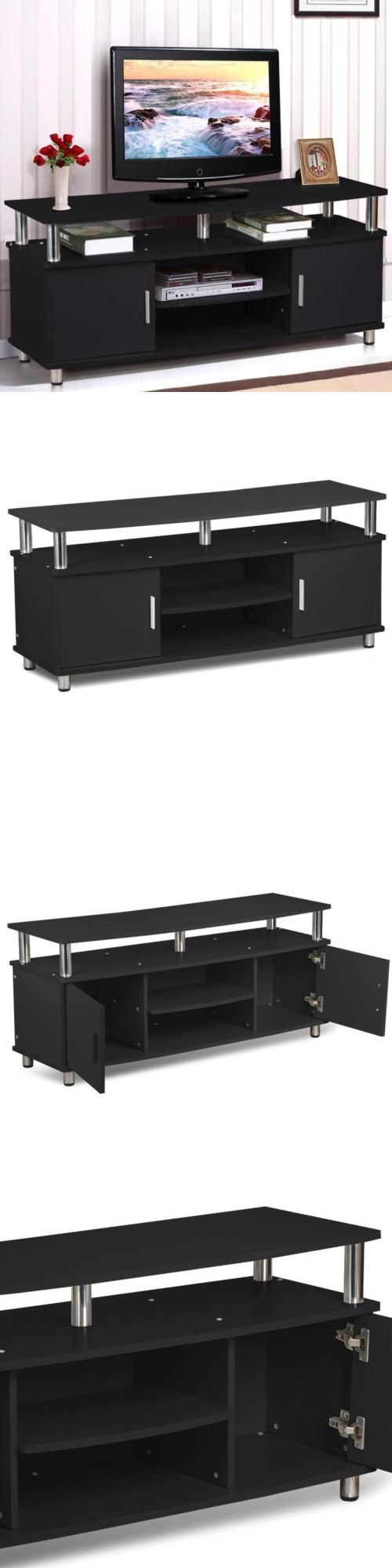 Home shop live tv stands chunky stretch tv stand - Entertainment Units Tv Stands 20488 Tv Stand Entertainment Center Media Console Storage Cabinet Furniture Wooden