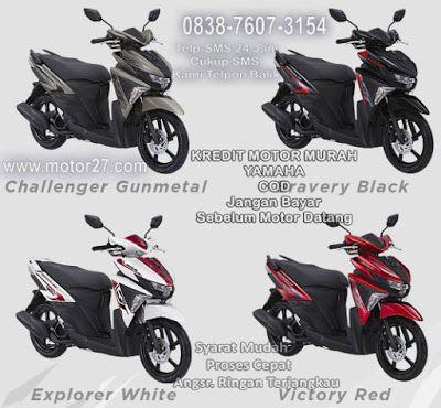 Yamaha Soul GT Blue Core - Pilihan Warna Dan Spesifikasi ~ Kredit Motor Murah Yamaha Dealer Jakarta