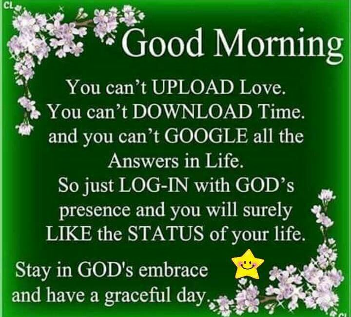 Good Morning Everyone.....a happy and healthy day ....