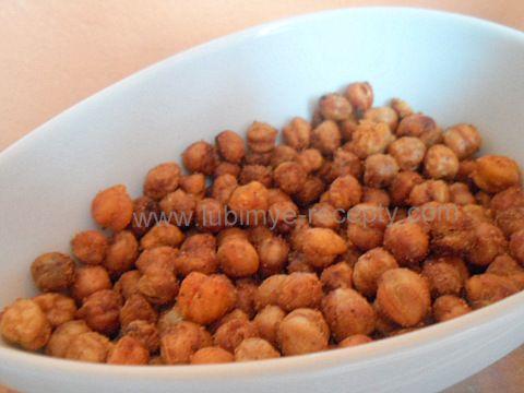 Пряные орешки из нута  - полезно и вкусно!