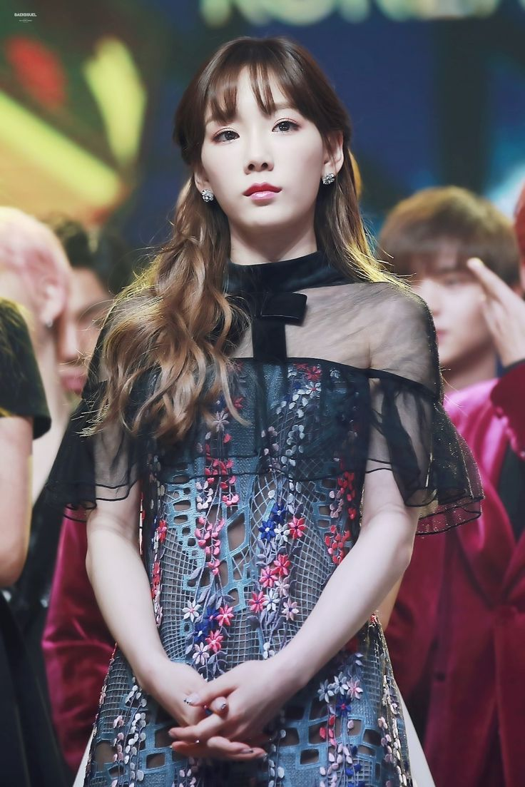 161231 Taeyeon @ 2016 MBC Gayo Daejejeon