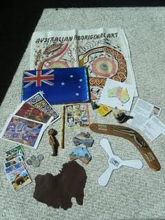 Montessori Australia contient box