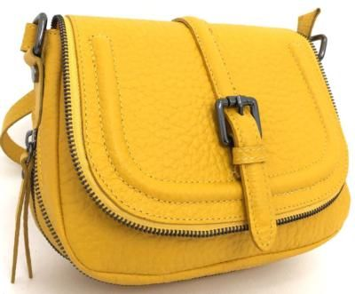 Lift your mood and add some extra sunshine to your day with our Caroline bag in yellow. It's the perfect bag to take out and about. Also available in beige.