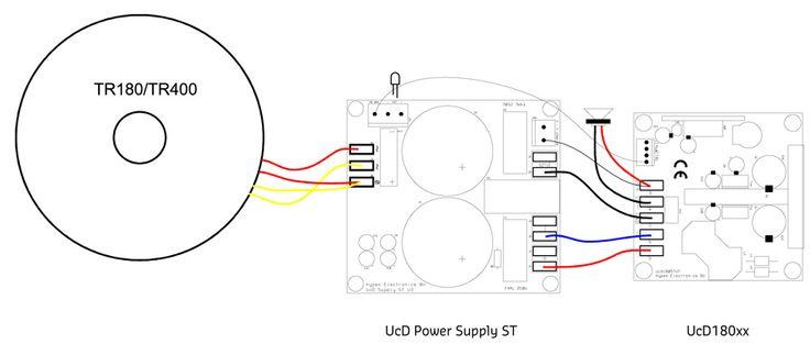 hypex-ucd400st-kytkenta