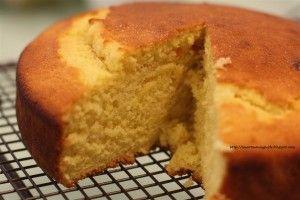 Torta d'arancia in 30 secondi
