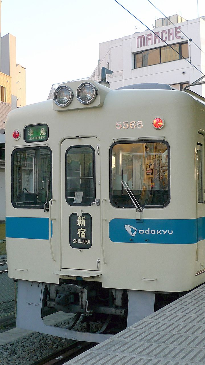 5568F 2011年1月26日 鶴川駅撮影