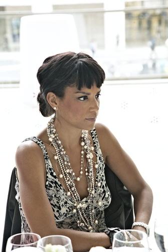 Veronica Webb...she's so pretty!