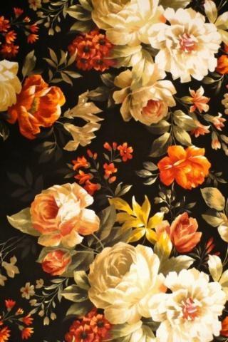 The original fabric from Bruce Seeds' One Block Wonder.