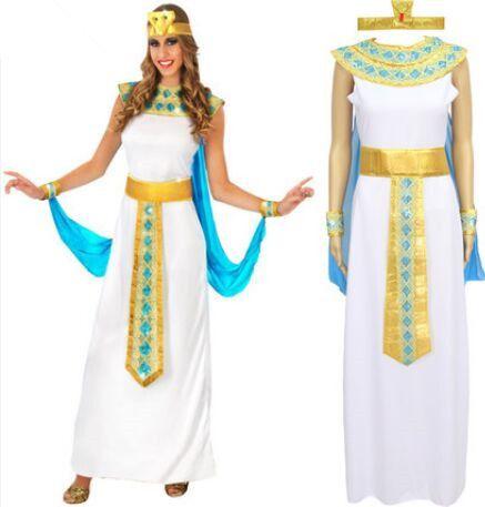 Древняя египетская царица