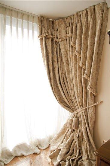 17 Best images about Opulent Curtain Designs on Pinterest | Silk ...