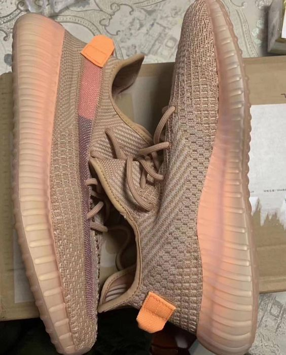 """e644bd51a ADIDAS YEEZY BOOST 350 V2 """"CLAY"""" sneakers 2019"""