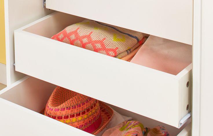 Storage Drawers #organised #solution