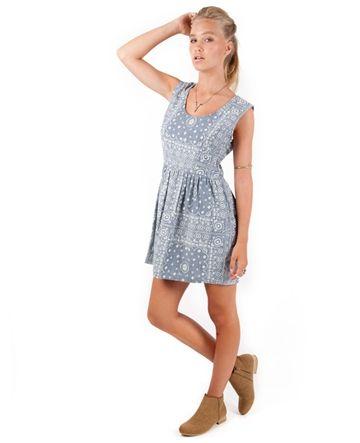 Billabong Saloon Dance Dress