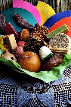 Dulces típicos mexicanos ...¡Exquisitura!