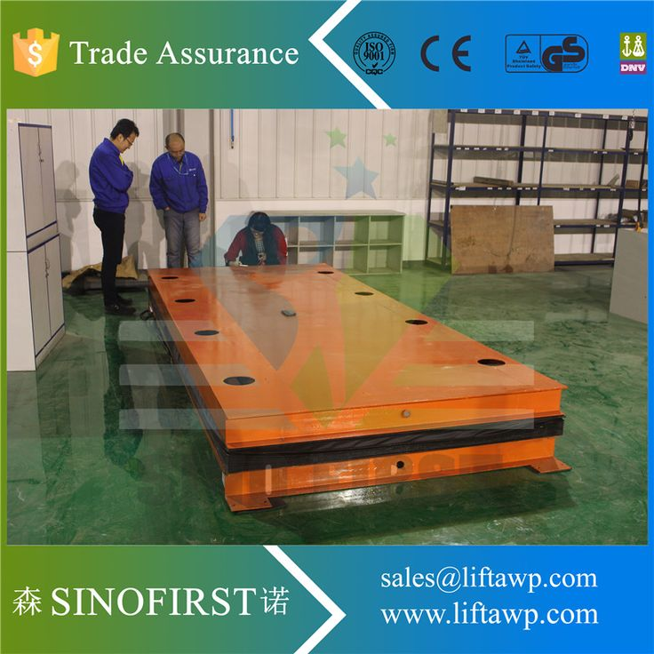 Cheap High Quality Europe Standard Hydraulic Scissor Lift for Sale
