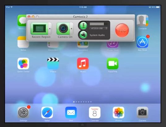 How To: Screen Record Your iPad