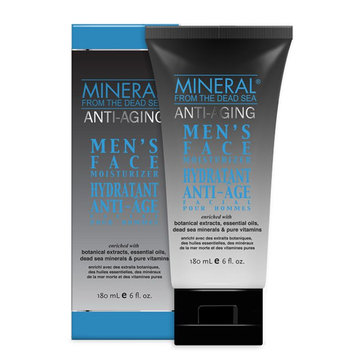 Mineral from the Dead Sea Men Moisturizer